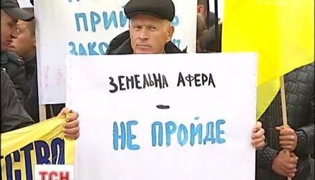 Украинские аграрии просят чиновников не уничтожать фермерские хозяйства новыми налогами