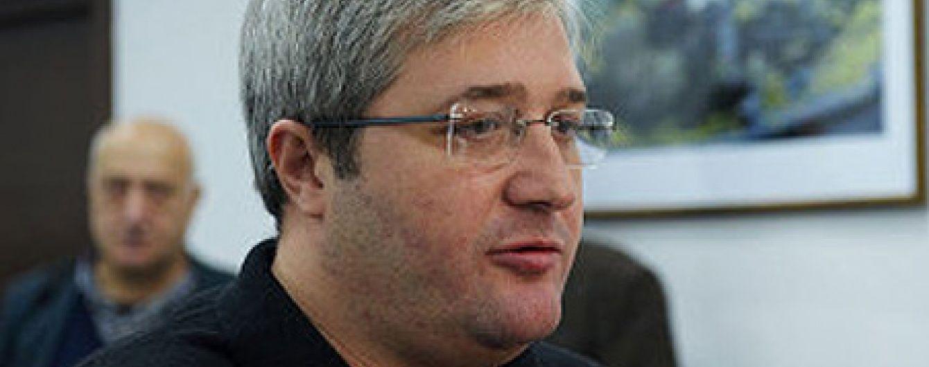 У Грузії оголосили розкритою справу про підрив автомобіля одного з лідерів партії Саакашвілі