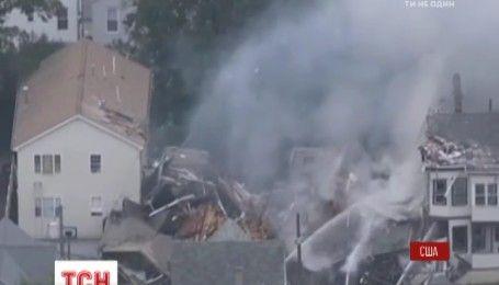 В американском штате Нью-Джерси прогремел мощный взрыв