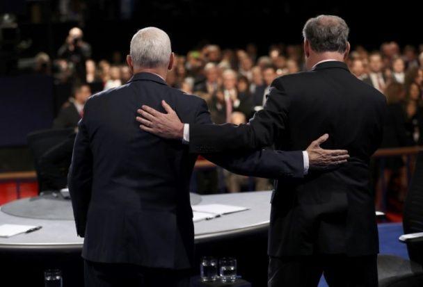 Обсудили Украину и Россию. В США прошли дебаты между кандидатами на пост вице-президента