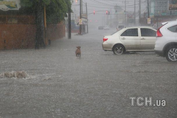 """Кількість жертв внаслідок найпотужнішого урагану століття """"Метью"""" зростає"""