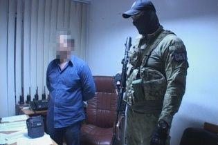 В Днепре на взятке поймали двух начальников полиции