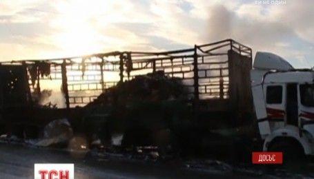 Эксперты ООН считают, что гуманитарный конвой в Сирии уничтожили авиаударом