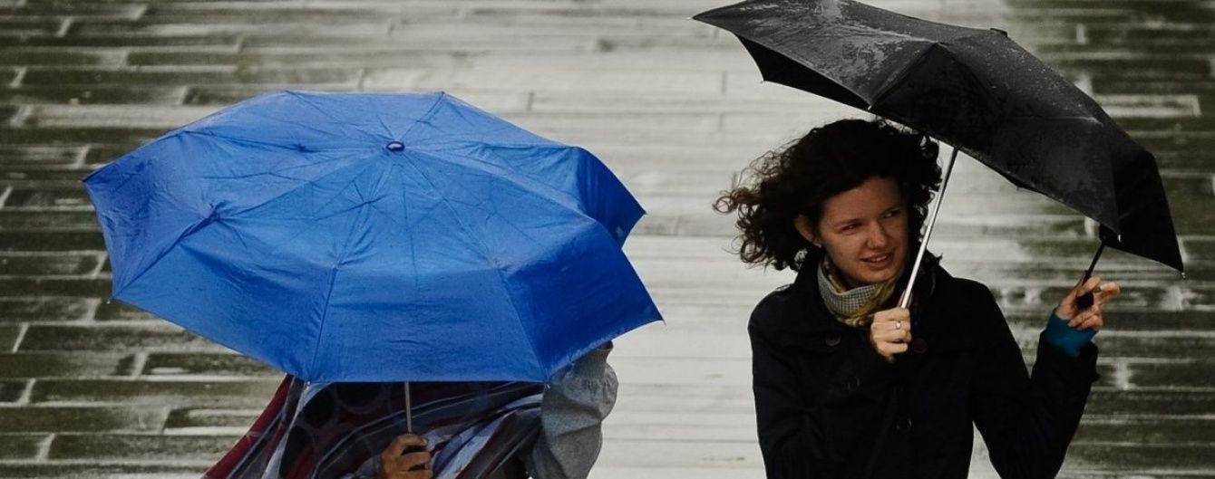На Заході буде втричі холодніше, ніж на Сході. Прогноз погоди на 6 жовтня
