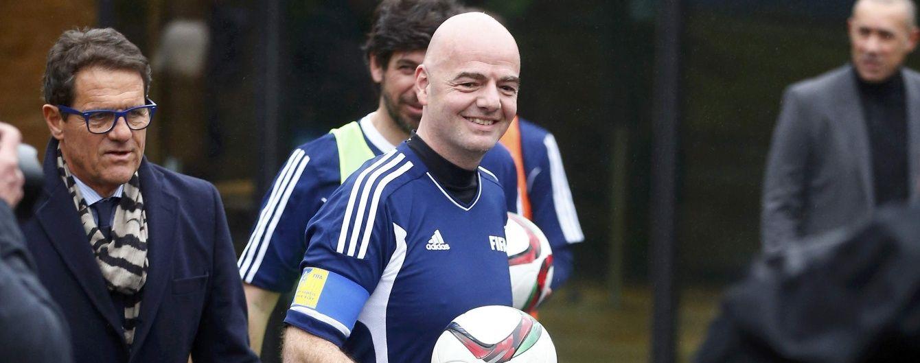 У ФІФА розпочали нове розслідування діяльності власного президента