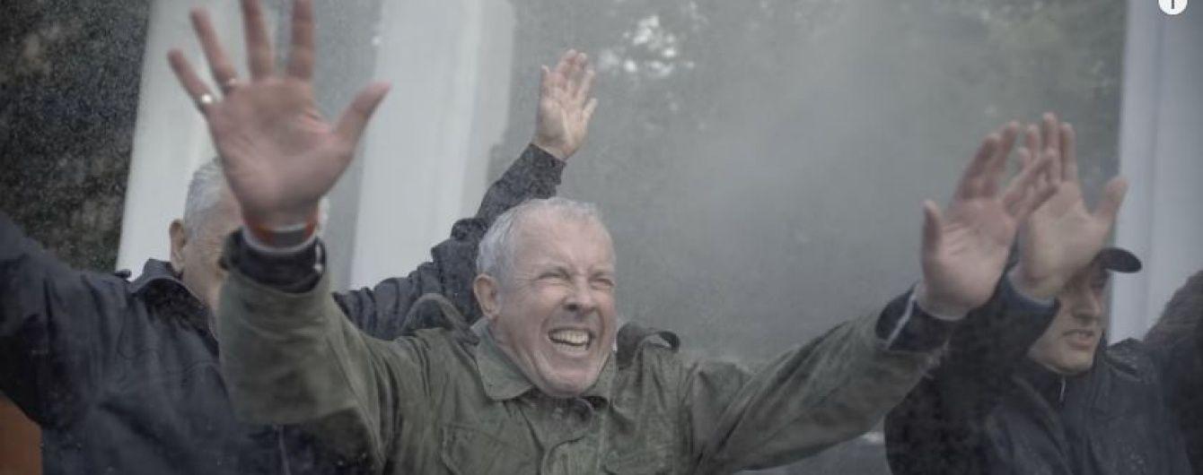 Макаревич представив атмосферний кліп у сповільненому зніманні