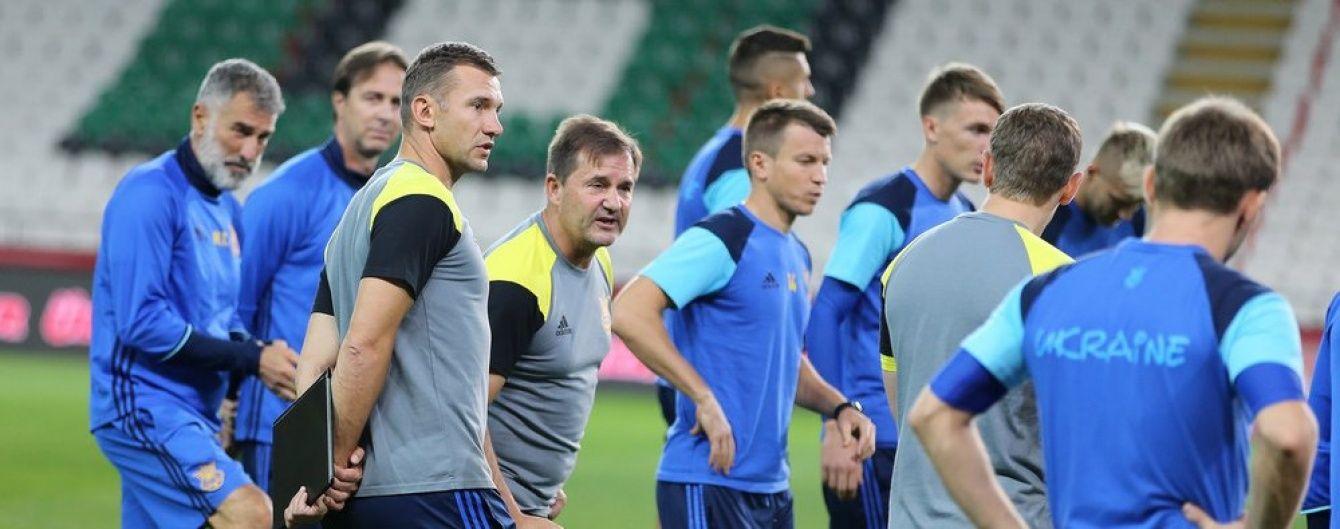 Плюс Яремчук. Шевченко назвав 35 гравців, які можуть поїхати на підготовку до бою зі збірною Хорватії