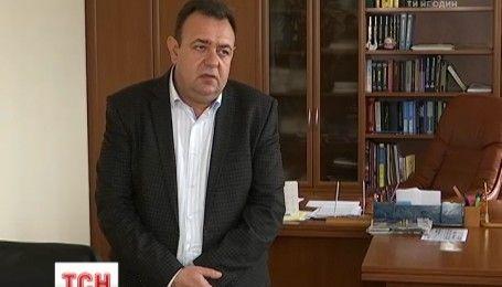 Чиновник-виновник ДТП в Чернигове отрицает, что был за рулем в нетрезвом состоянии