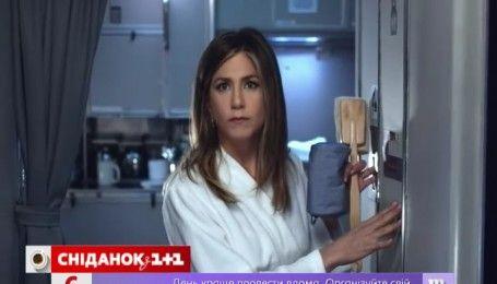 Дженніфер Еністон знялася в рекламі авіаліній за 5 мільйонів доларів