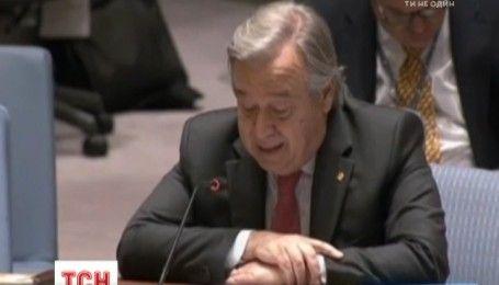 Новим генсеком ООН став екс-прем'єр Португалії Антоніу Гутьєррес