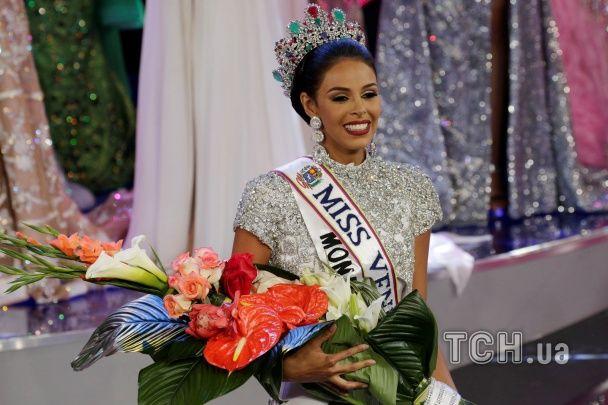 Красота по-латиноамерикански: обнищавшая Венесуэла выбрала свою королеву
