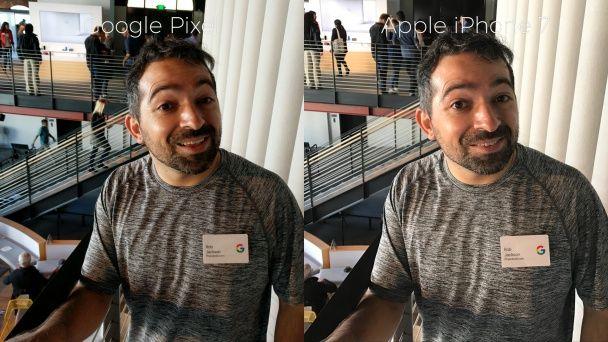 """""""Переплюнул"""" iPhone7 — камера смартфона Google Pixel лучшая в рейтинге новинок"""