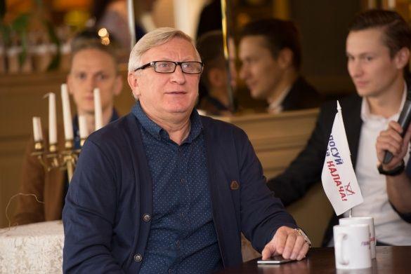 Юрій Горбунов зіграє мера у новому серіалі_1
