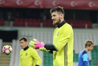 Голкипер сборной Украины о матче против Турции: мы хотим только победить