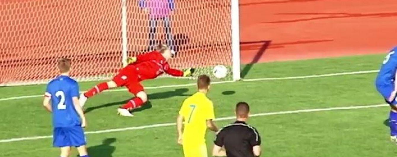 Збірна України здобула перемогу на старті відбору Євро-2017