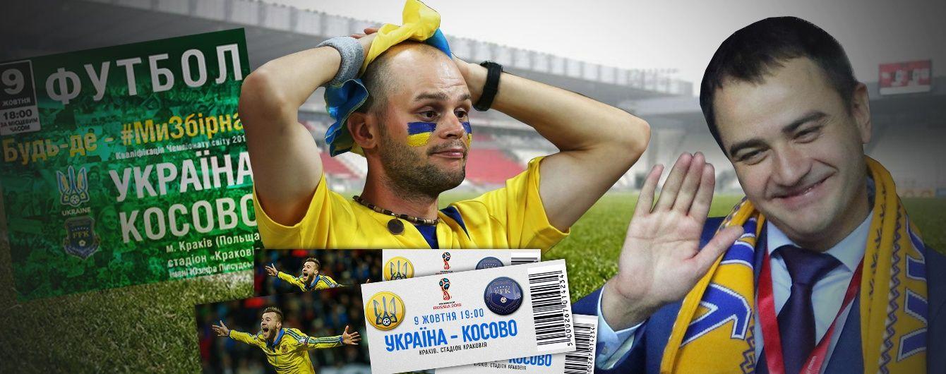 999 невідомих у рівнянні Україна-Косово