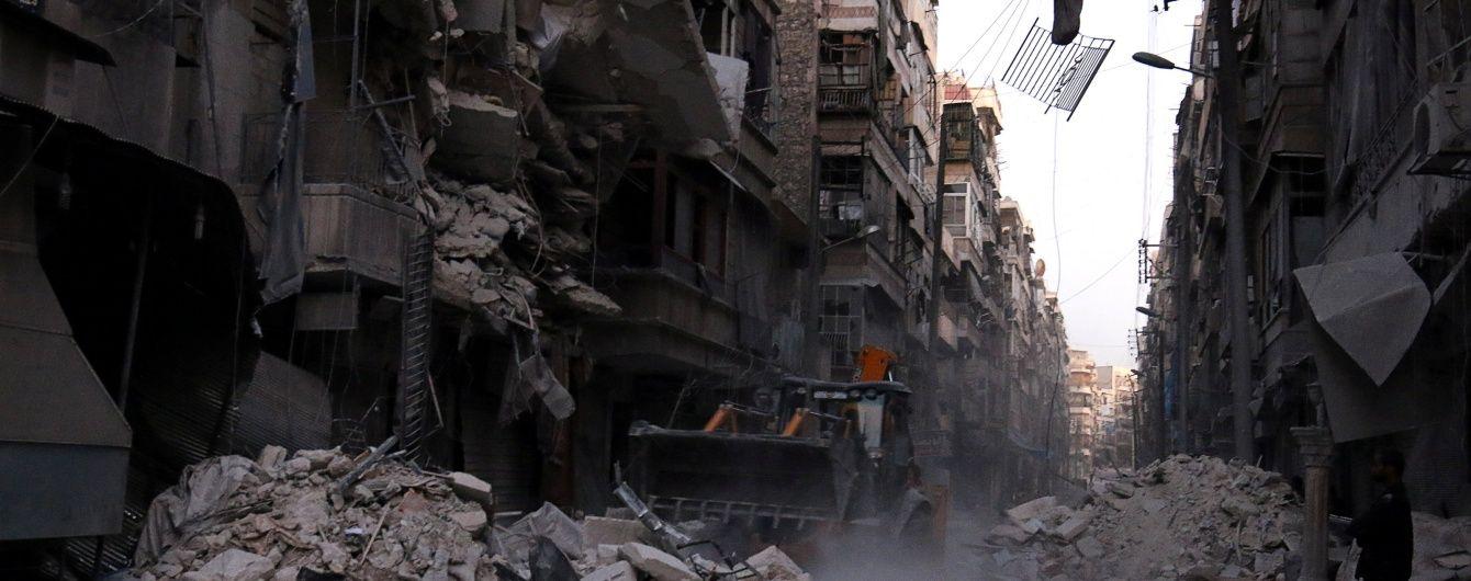 Лопнуло терпение: сирийская оппозиция просит ЕС ввести санкции против РФ, обстреливющей мирных людей