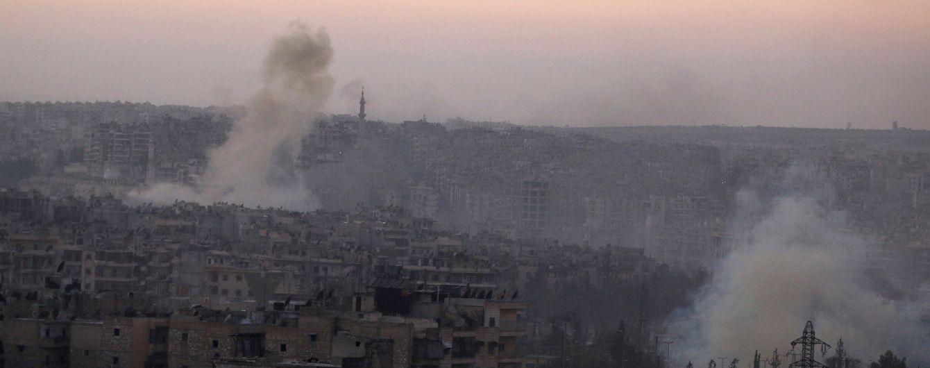Міноборони Росії заявило про плани збивати американські ракети у Сирії