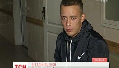 Бійка зі стріляниною: у Миколаєві 3 чоловіків відкрили вогонь по поліцейських та втекли