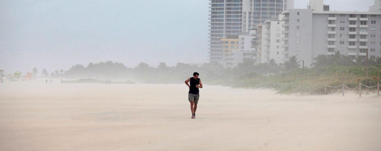 """Ураган """"Метью"""" налетів на Багами. Дивіться онлайн"""