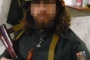 "В ""Борисполе"" задержали иностранца-террориста ""ЛДНР"""