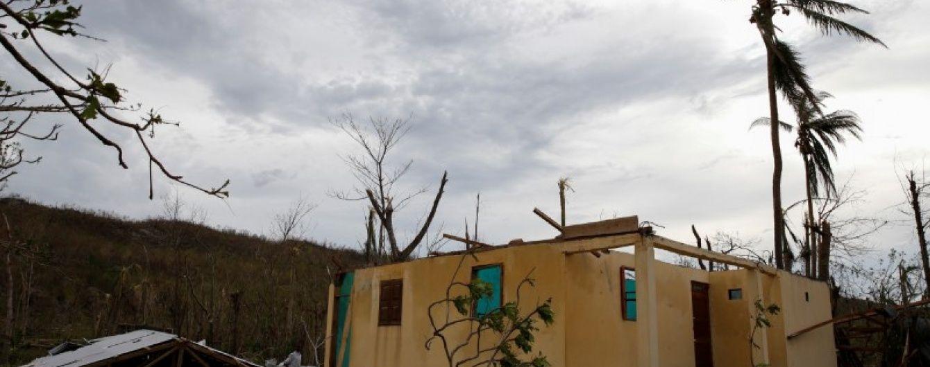 """Ураган """"Метью"""" вбив уже 261 мешканця Гаїті"""