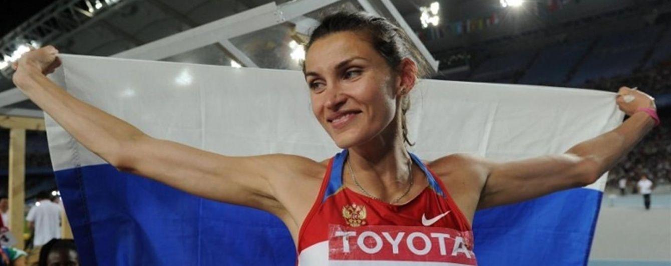 Российскую спортсменку из-за допинга лишили медали Олимпиады-2008