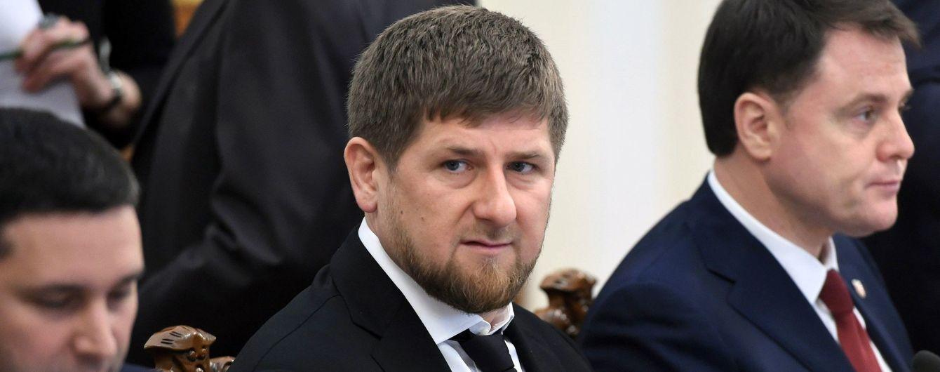 Кадиров спростував інформацію про вбивства геїв у Чечні