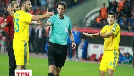 Сборная Украины по футболу в Турции сыграла вничью
