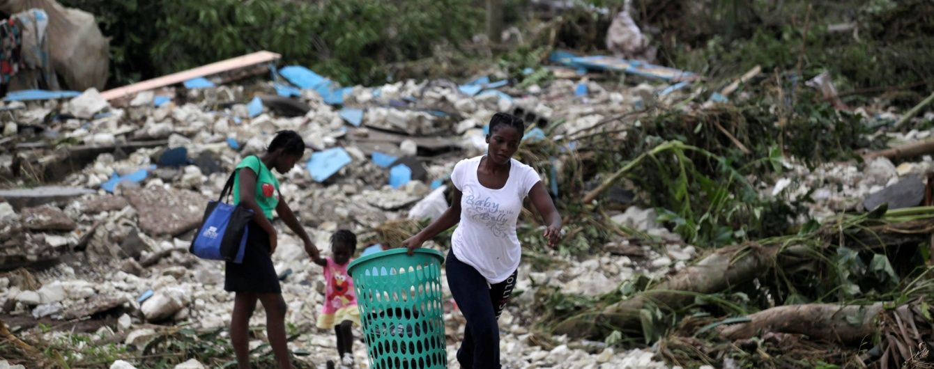 Миллион доз вакцин против холеры. Всемирная организация здравоохранения поможет Гаити