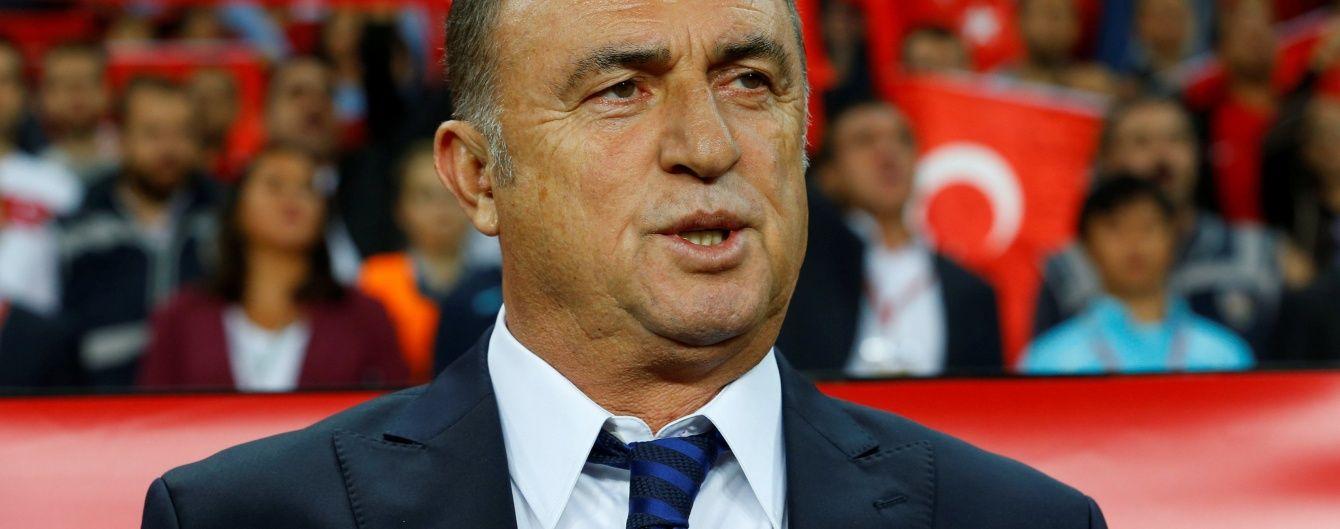 Тренер Турции признался, что недоволен ничьей против Украины в отборе ЧМ-2018