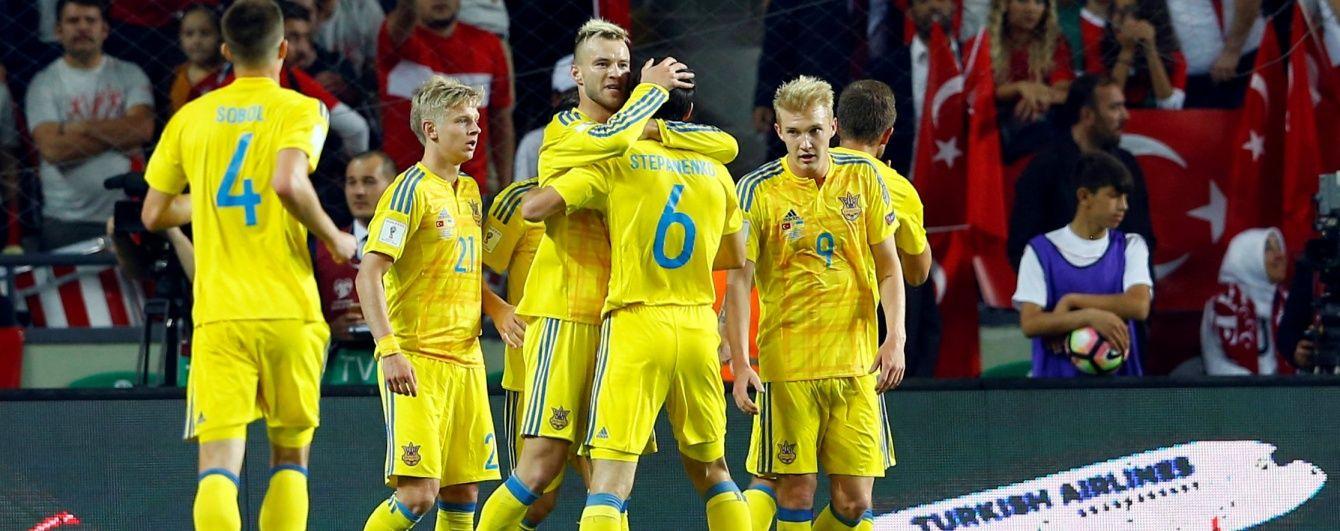Сборная Украины планирует сыграть в Харькове против сербов – Павелко