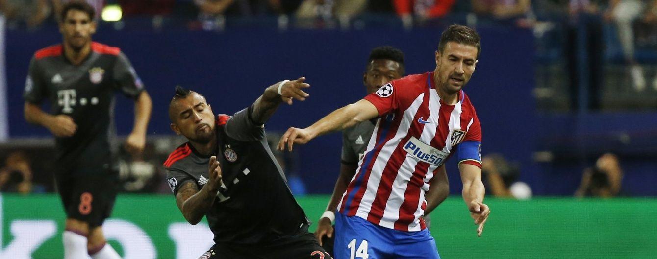 """""""Атлетіко"""" подовжив контракт зі своїм капітаном"""