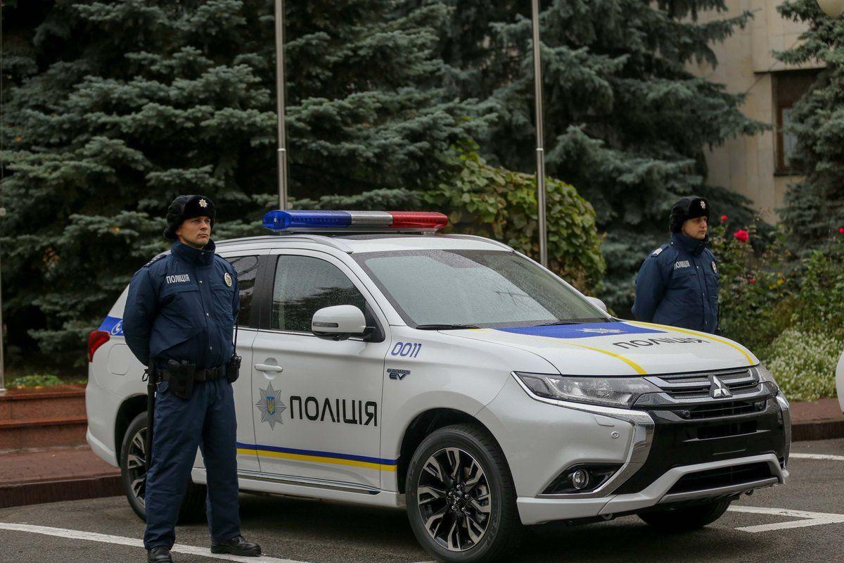 зимова форма поліцейських дільничних