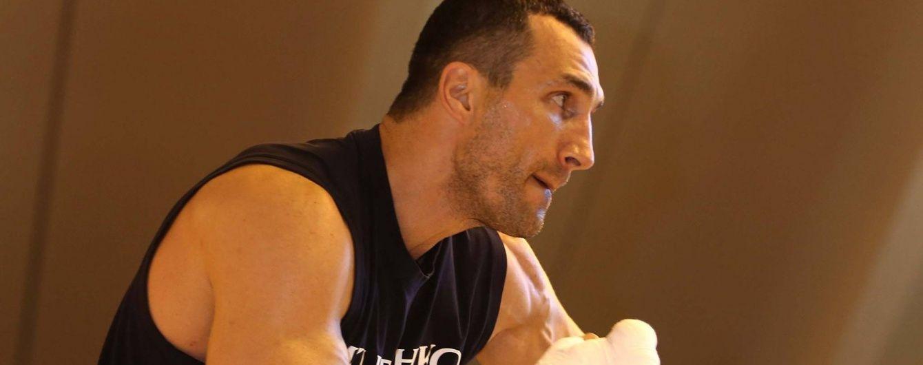 Кличко заявив, що Ф'юрі тягне бокс у бруд