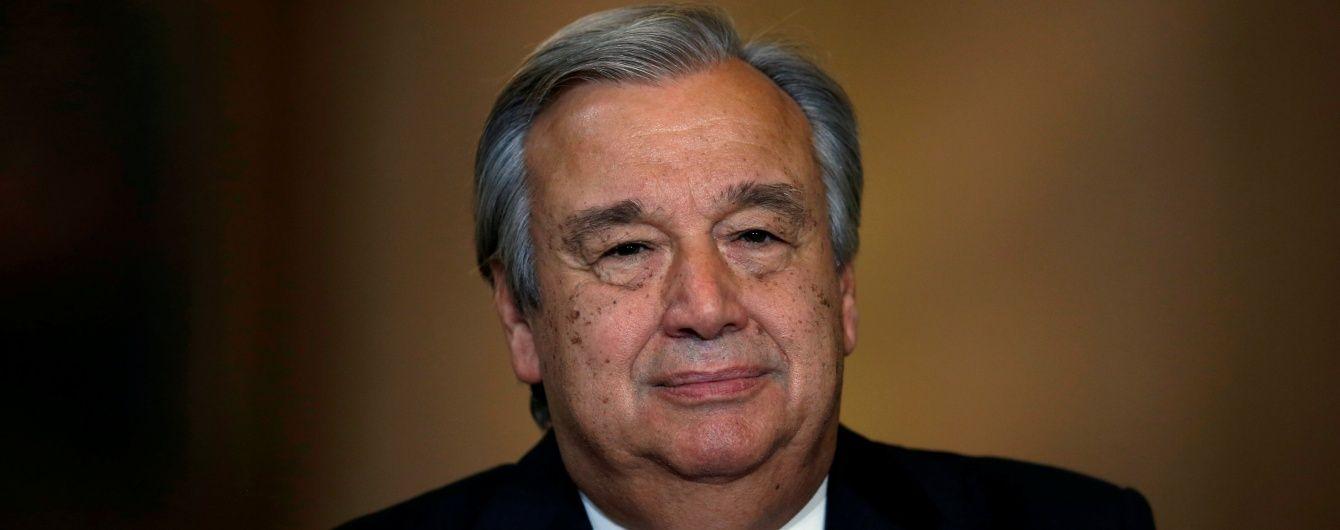 Порошенко призовет Гутерреша к более активному привлечению ООН к урегулированию конфликта на Донбассе