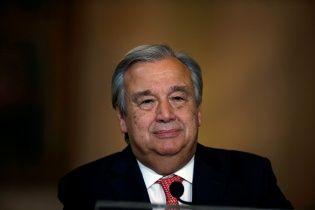 Закликаю сторони проявити сталеві нерви: генсек ООН прокоментував відмову США від саміту з КНДР