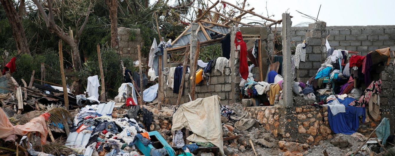 """120 мільйонів доларів знадобиться на відновлення зруйнованих ураганом """"Метью"""" регіонів - ООН"""