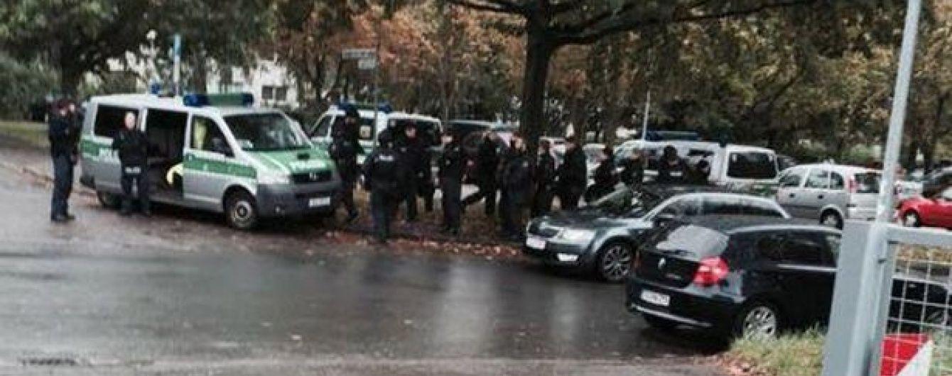 """У німецькому місті Хемніц жителів будинку евакуювали через """"серйозну загрозу"""""""