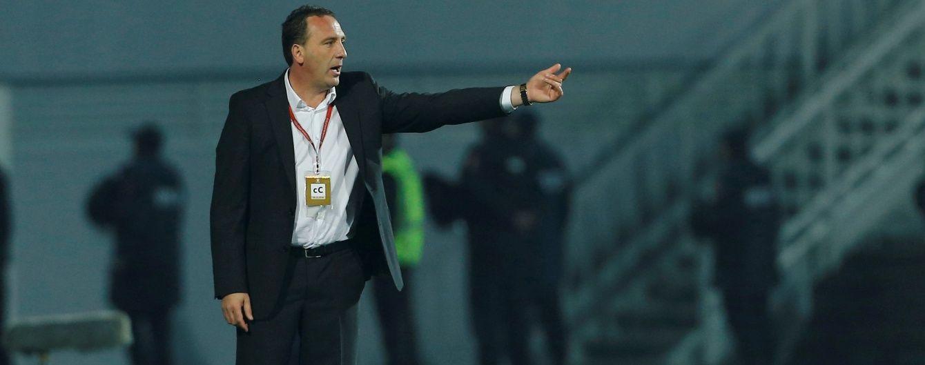 Тренер збірної Косова: поєдинок буде важким для України