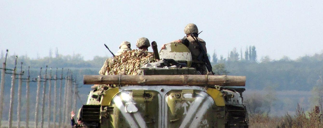 Боевики применили минометы, гранатометы и пулеметы против украинских военных. Дайджест АТО