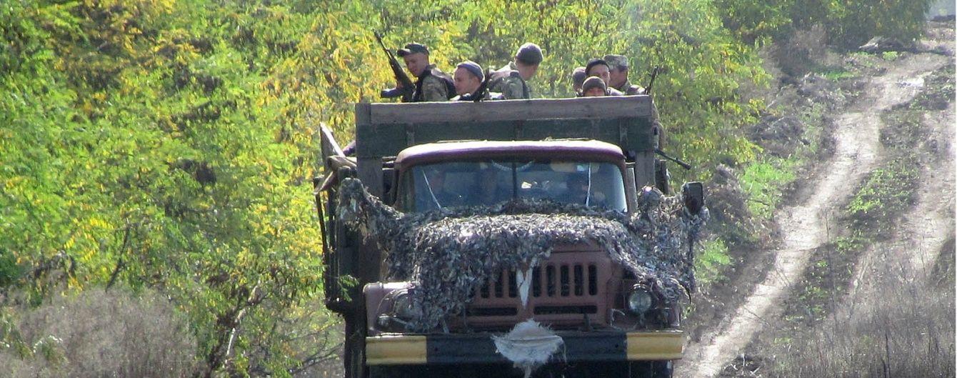 На Луганщині підірвалося авто з українськими військовими