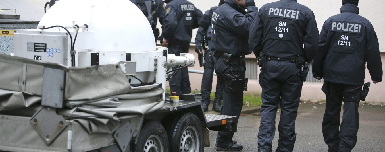 Гучний провал німецької поліції: у Саксонії втратили головного підозрюваного в підготовці терактів