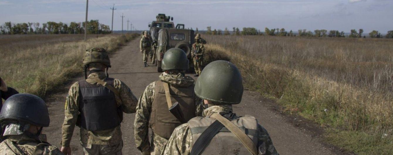 Відведення підрозділів ЗСУ в Станиці Луганській сьогодні не відбудеться - Гарбуз