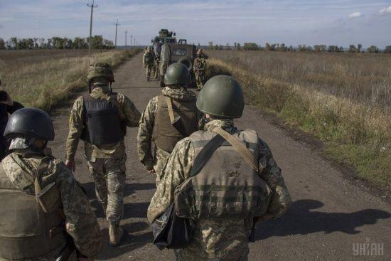 Бойовики суттєво скоротили кількість обстрілів на передовій. Ситуація на Донбасі