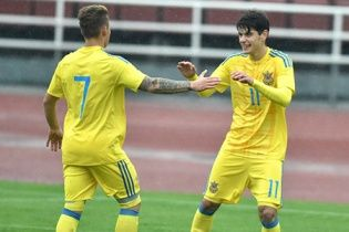 Футбольная сборная Украины пробилась в элит-раунд Евро-2017