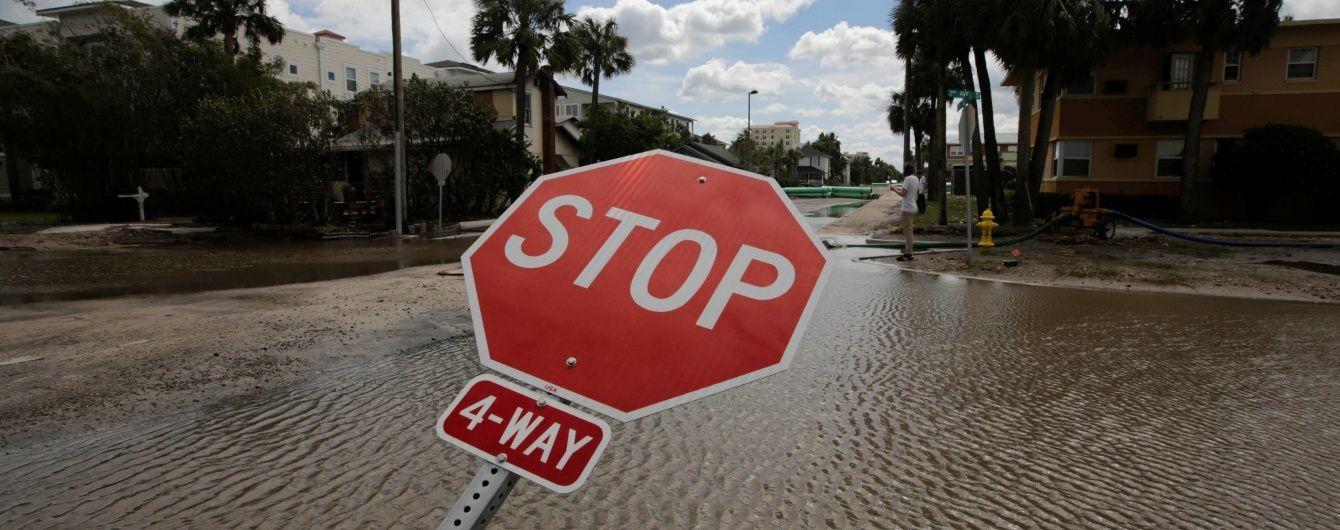 """Ураган """"Метью"""" в Атлантиці виник через глобальне потепління і тонни пластику в океані"""