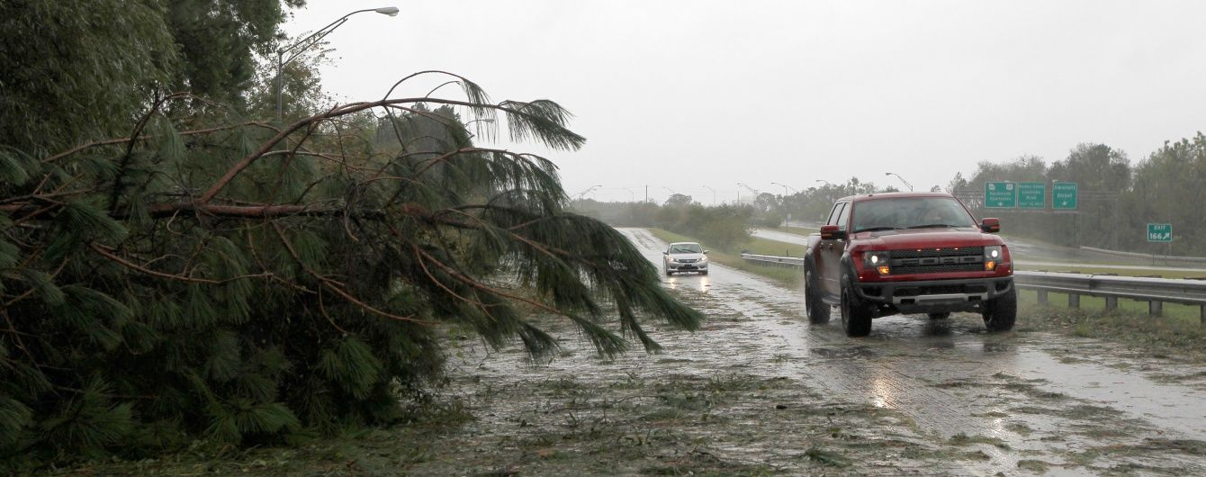 Ураган Майкл надвигается на Флориду