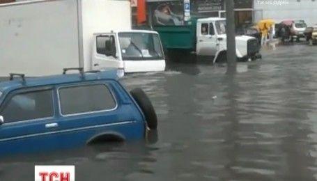 Наступного тижня дощі підуть на спад