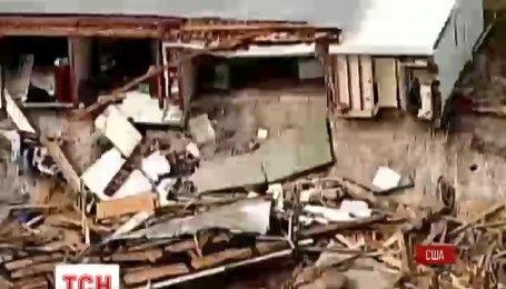 """США готовятся защищаться от страшного урагана """"Мэтью"""""""